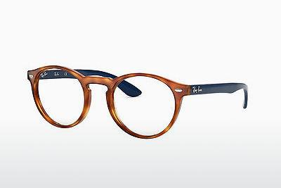 Eyewear Ray-Ban RX5283 5609 - Brown, Havanna, Orange