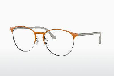 Eyewear Ray-Ban RX6375 2949 - Grey, Orange
