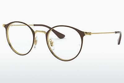 Eyewear Ray-Ban RX6378 2905 - Gold, Brown