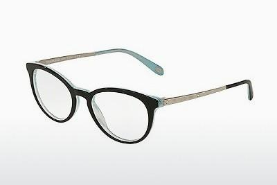 Eyewear Tiffany TF2128B 8193 - Black, Brown, Havanna, Blue