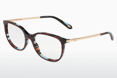 Eyewear Tiffany TF2149 8207 - Red, Blue, Brown, Havanna