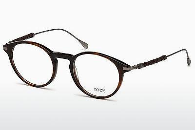 Eyewear Tod's TO5170 054 - Red, Brown, Havanna