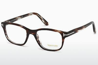 Eyewear Tom Ford FT5196 050 - Brown, Dark