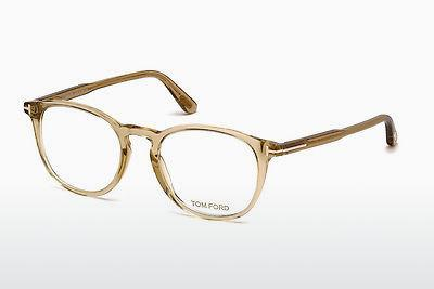 Eyewear Tom Ford FT5401 045 - Brown, Bright, Shiny