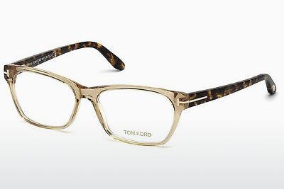 Eyewear Tom Ford FT5405 045 - Brown, Bright, Shiny
