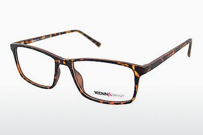 Eyewear Vienna Design UN574 07 - Brown, Havanna