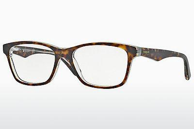 Eyewear Vogue VO2787 1916 - Transparent, Brown, Havanna