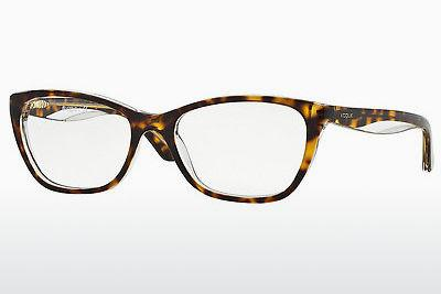 Eyewear Vogue VO2961 1916 - Transparent, Brown, Havanna