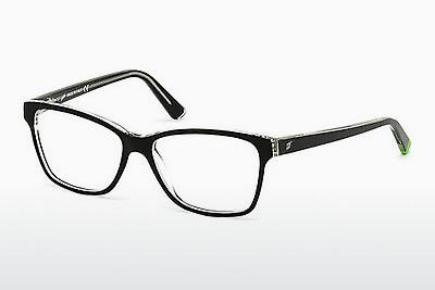 Eyewear Web Eyewear WE5182 003 - Black, Transparent
