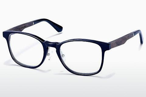 Eyewear Wood Fellas Friedenfels (10975 black oak)