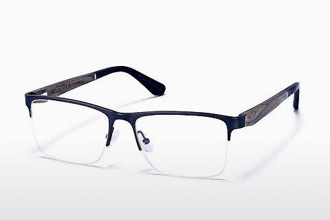 Eyewear Wood Fellas Gruttenstein (10982 curled/black matte)