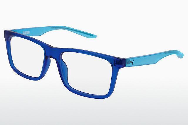 Eyeglasses Puma PU 0185 OA 003 BLUE //