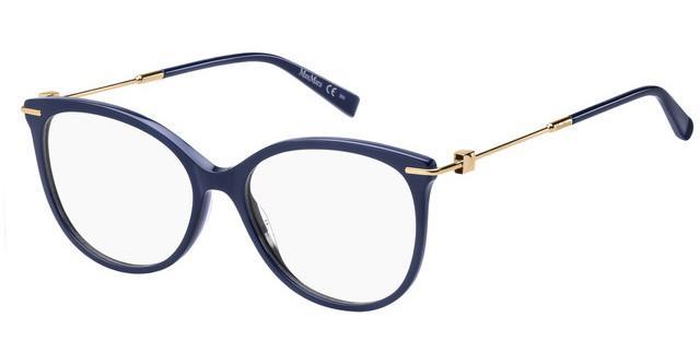 MAX MARA Brillengestelle MM 1227 Cateye Brillengestelle 52 Schwarz