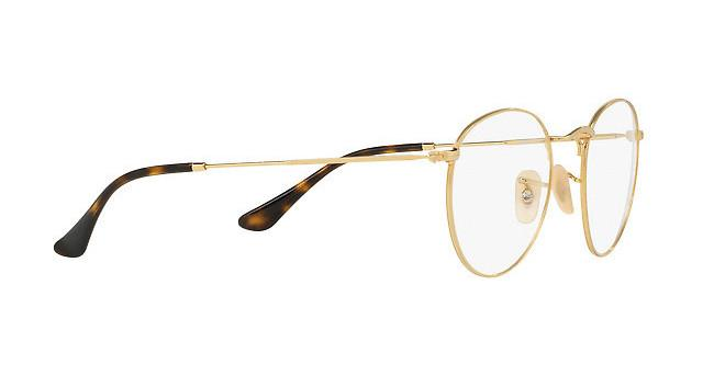 fd1fe7d3f96ad2 Ray-Ban ROUND METAL RX 3447V 2500