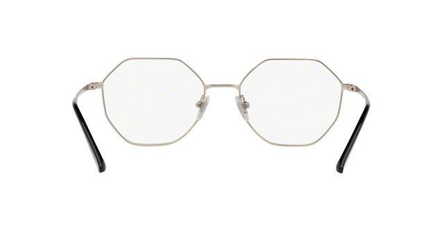 Eyeglasses Vogue VO 4094 323 BLACK//MATTE SILVER