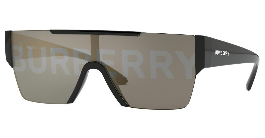 Burberry   BE4291 3001/G GREY TAMP BURBERRY SILVER/GOLDBLACK