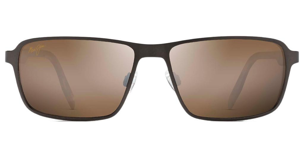 Maui Jim   Glass Beach H748-01M HCL BronzeMatte Chocolate