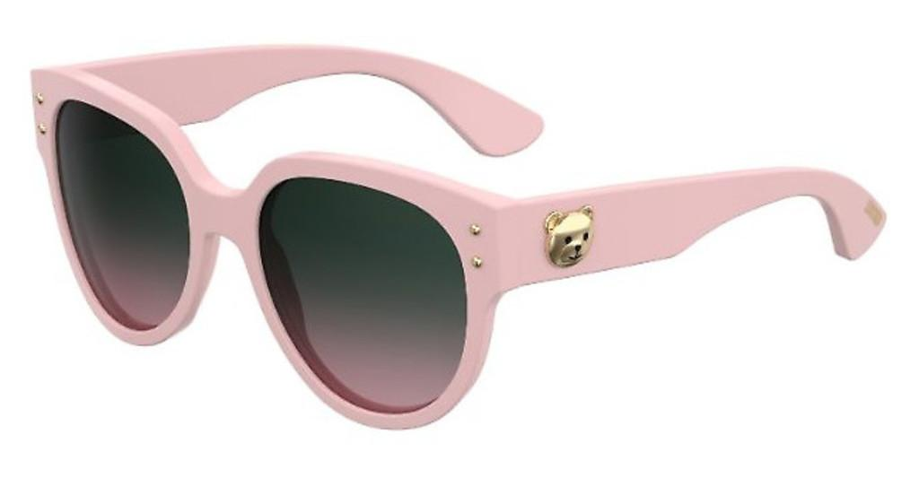 Moschino   MOS013/S 35J/JP GREEN PINKPINK