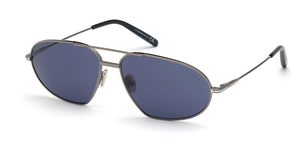 Tom Ford   FT0771 08V blauanthrazit glanz