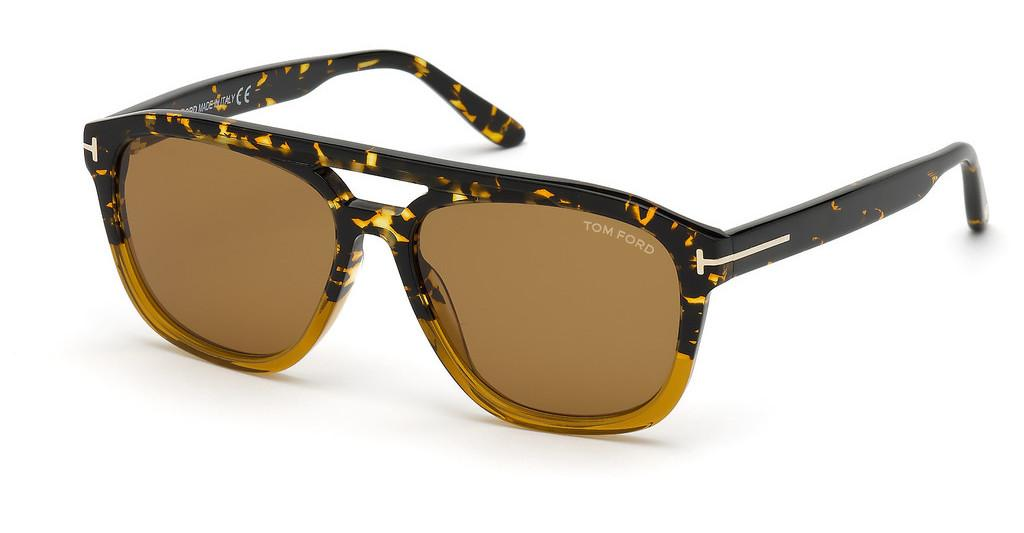 Tom Ford   FT0776 56E braunhavanna