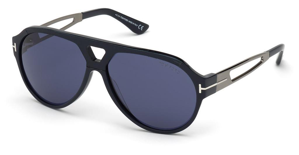 Tom Ford   FT0778 90V blaublau glanz