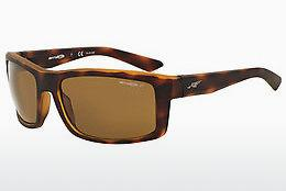 Ophthalmics Arnette CORNER MAN (AN4216 232183) - Brown, Havanna