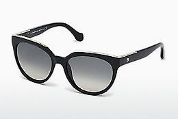 Ophthalmics Balenciaga BA0020 01B - Black, Shiny