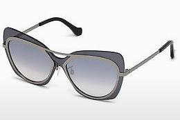 Ophthalmics Balenciaga BA0087 12C - Grey, Dark, Shiny