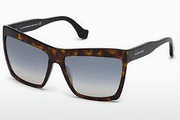 Ophthalmics Balenciaga BA0089 52X - Brown, Dark, Havana