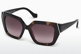 Ophthalmics Balenciaga BA0092 52T - Brown, Dark, Havana
