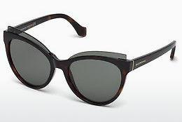 Ophthalmics Balenciaga BA0094 52N - Brown, Dark, Havana