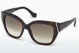 Ophthalmics Balenciaga BA0099 52P - Brown, Dark, Havana