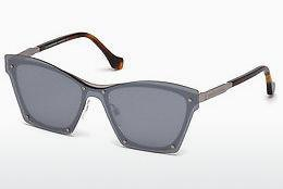 Ophthalmics Balenciaga BA0106 14C - Grey, Shiny, Bright