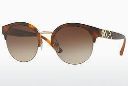 Ophthalmics Burberry BE4241 338213 - Gold, Brown, Havanna