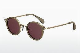 Ophthalmics Céline CL 41082/S HDF/EF - Brown, Gold