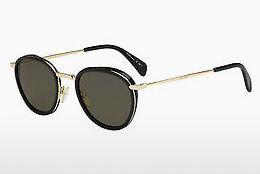 Ophthalmics Céline CL 41423/S ANW/70 - Black, Gold