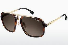 Ophthalmics Carrera CARRERA 1004/S 2IK/HA - Gold, Brown, Havanna