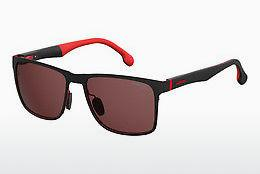 Ophthalmics Carrera CARRERA 8026/S BLX/W6 - Black, Silver, Red