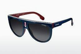 Ophthalmics Carrera CARRERA FLAGTOP 8RU/9O - Blue, Red, White