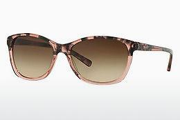 Ophthalmics DKNY DY4093 355613 - Brown, Havanna, Pink, Transparent