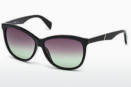 Ophthalmics Diesel DL0221 01T - Black, Shiny