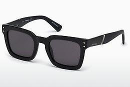 Ophthalmics Diesel DL0229 01A - Black, Shiny