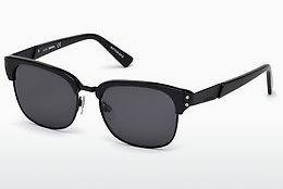 Ophthalmics Diesel DL0235 01A - Black, Shiny