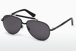 Ophthalmics Diesel DL0238 01A - Black, Shiny