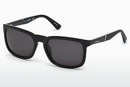 Ophthalmics Diesel DL0262 01A - Black, Shiny