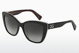 Ophthalmics Dolce & Gabbana DG4216 29408G - Black