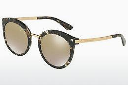 Ophthalmics Dolce & Gabbana DG4268 911/6E - Gold, Black