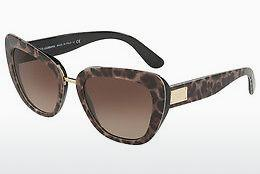 Ophthalmics Dolce & Gabbana DG4296 199513 - Brown, Leopard
