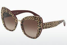 Ophthalmics Dolce & Gabbana DG4319 316113 - Leopard, Red
