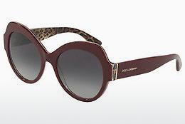Ophthalmics Dolce & Gabbana DG4320 31568G - Red, Leopard